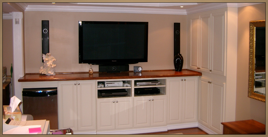 Home Theater Bar Cabinet :: Storage Cabinets – Ottawa - Whitby