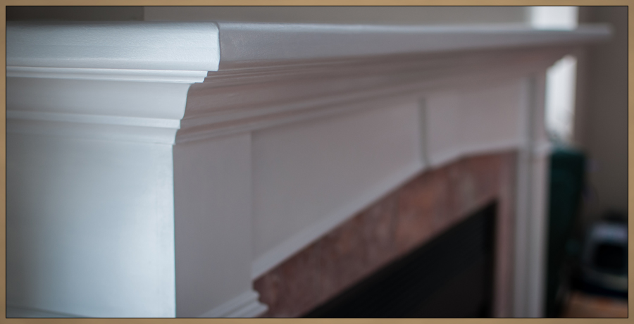 Moulding Close Up Photo