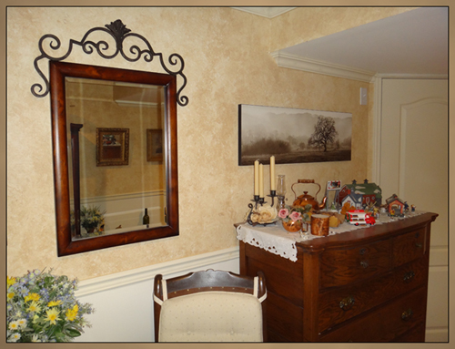 Home Interior Painting and Faux Finish Painting Photo